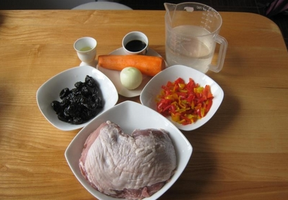 продукты для свинины в мультиварке