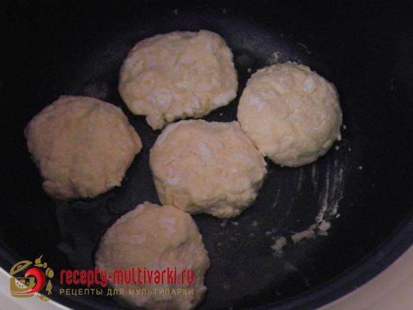 рецепт сырников в мультиварке