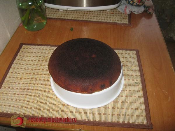 готовим кекс в мультиварке