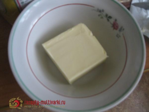 лимнонный кекс в мультиварке