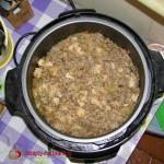 Простой рецепт гречки с мясом