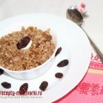 Рецепт приготовления гречневой каши в мультиварке