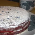 Кофейный пирог со сметаной в мультиварке