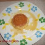 Десерт крем-карамель в мультиварке