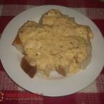 Рецепт вкусной сырной закуски