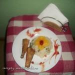 Рис с овощами и рыбой в мультиварке