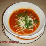Невесомый томатный крем-суп