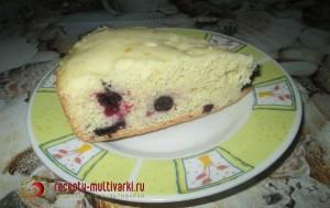 печем пирог в мультиварке