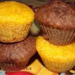 Кексы из тыквы — вкусно и не калорийно