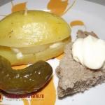 Питательные Белорусские сэндвичи