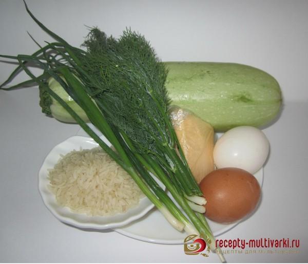 рецепты из риса для мультиварки поларис