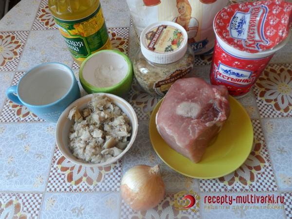 рецепт омлета с молоком в мультиварке редмонд