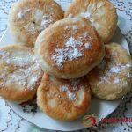 Пончики с кокосовым кремом