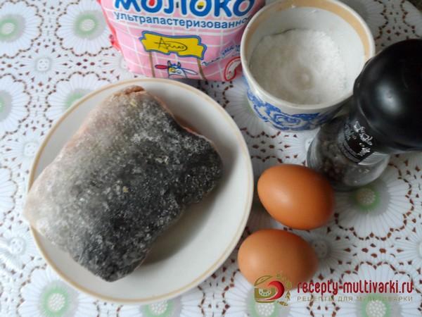 рыбное суфле рецепт в духовке видео