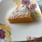 Карамельное пирожное к чаю
