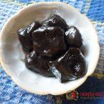 Шоколадный щербет: вусное лакомство